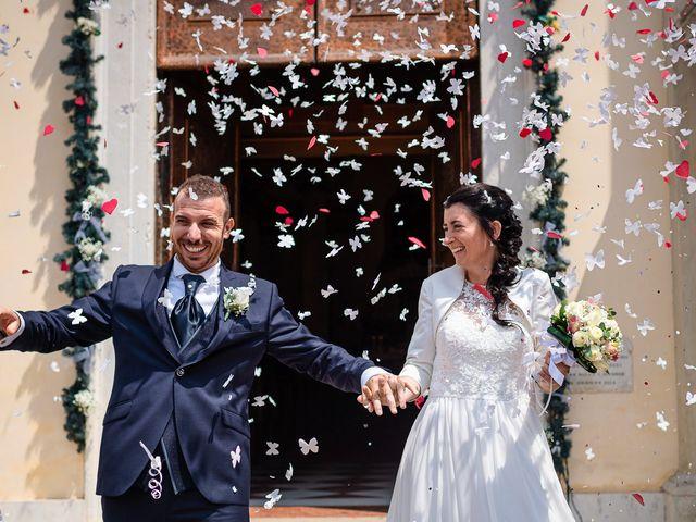 Il matrimonio di Marco e Roberta a San Nazario, Vicenza 24