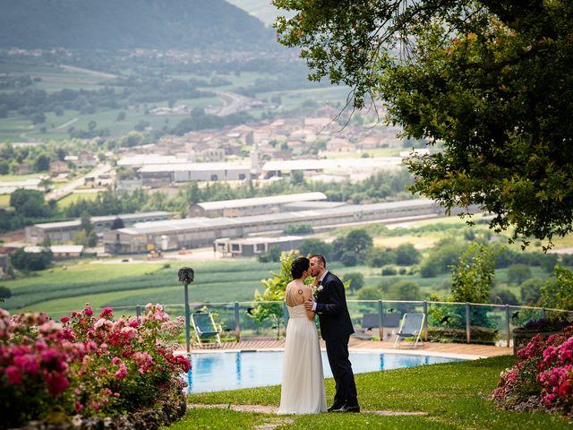 Il matrimonio di Marco e Roberta a San Nazario, Vicenza 28