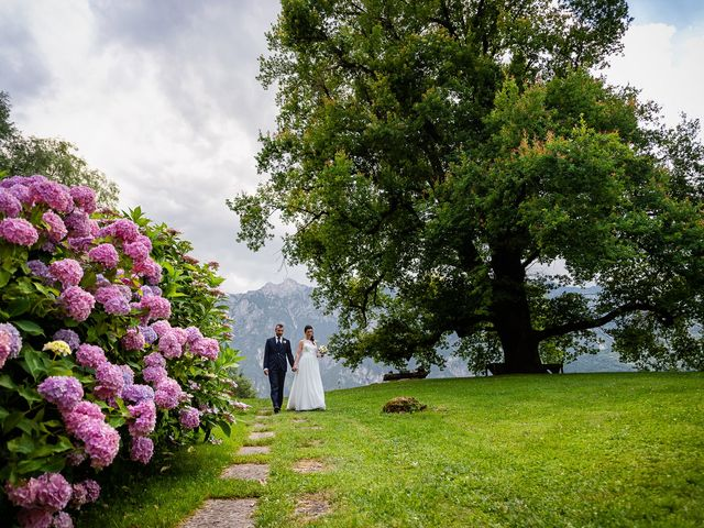 Il matrimonio di Marco e Roberta a San Nazario, Vicenza 40