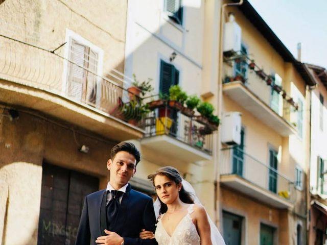 Il matrimonio di Riccardo e Lorenza a Marino, Roma 5