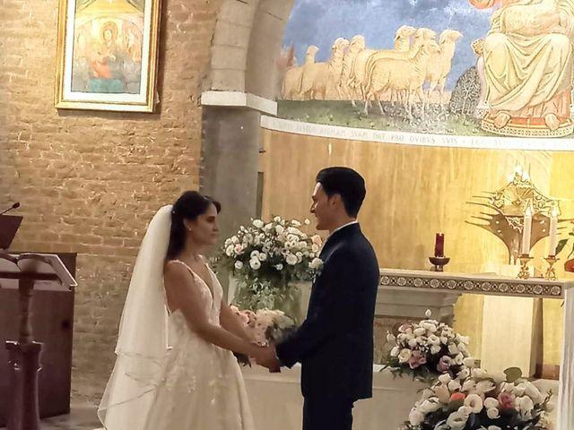 Il matrimonio di Riccardo e Lorenza a Marino, Roma 7
