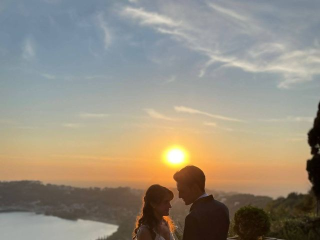 Il matrimonio di Riccardo e Lorenza a Marino, Roma 9