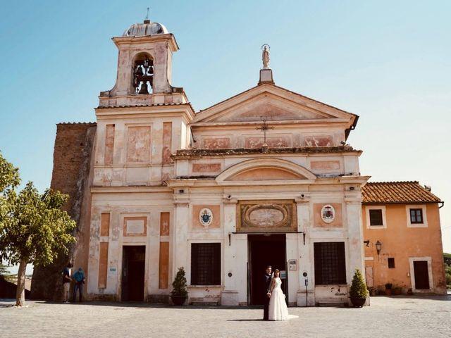 Il matrimonio di Riccardo e Lorenza a Marino, Roma 13
