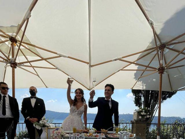 Il matrimonio di Riccardo e Lorenza a Marino, Roma 15