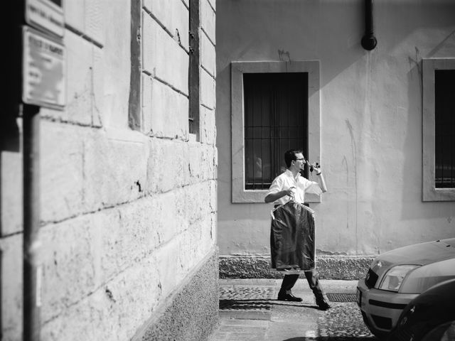 Il matrimonio di Andrea e Yu Ting a Ripalta Cremasca, Cremona 1