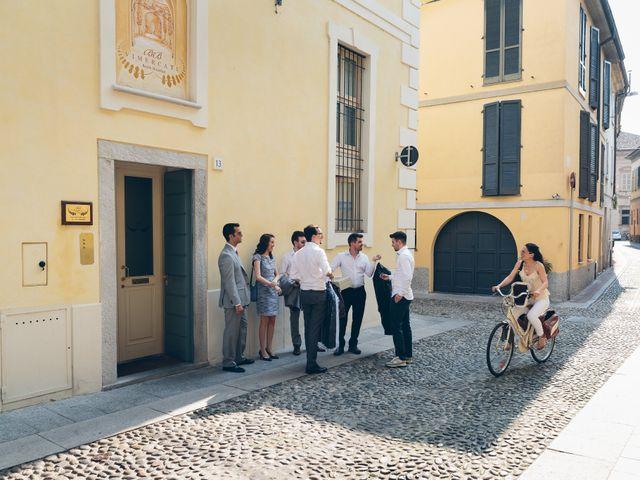 Il matrimonio di Andrea e Yu Ting a Ripalta Cremasca, Cremona 3