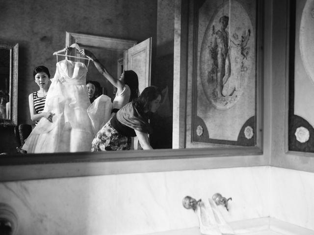 Il matrimonio di Andrea e Yu Ting a Ripalta Cremasca, Cremona 17