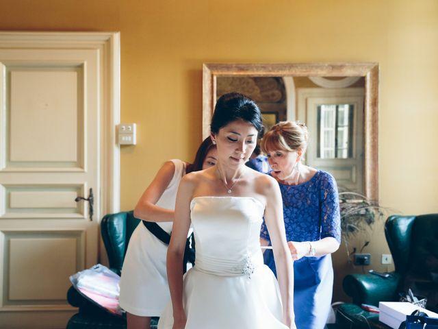 Il matrimonio di Andrea e Yu Ting a Ripalta Cremasca, Cremona 23