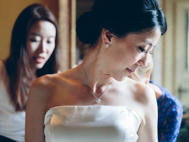 Il matrimonio di Andrea e Yu Ting a Ripalta Cremasca, Cremona 25