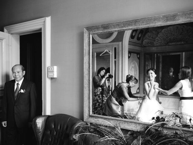 Il matrimonio di Andrea e Yu Ting a Ripalta Cremasca, Cremona 30