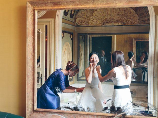 Il matrimonio di Andrea e Yu Ting a Ripalta Cremasca, Cremona 31