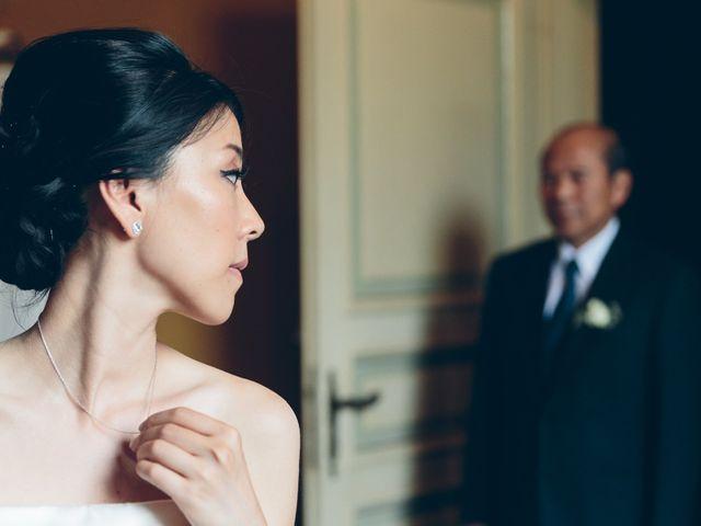 Il matrimonio di Andrea e Yu Ting a Ripalta Cremasca, Cremona 32