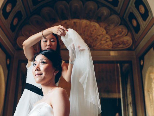 Il matrimonio di Andrea e Yu Ting a Ripalta Cremasca, Cremona 35