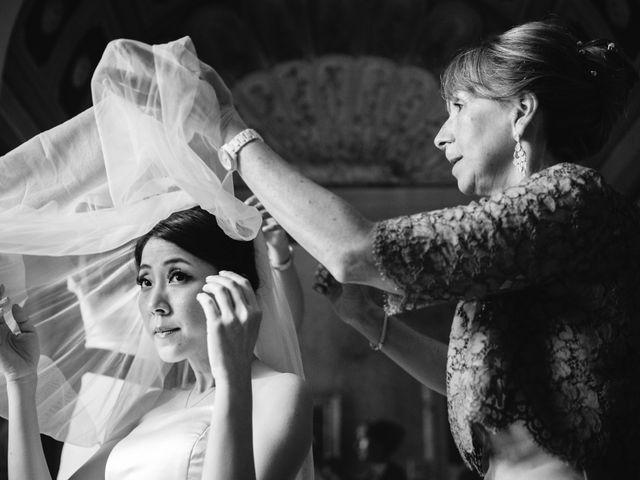 Il matrimonio di Andrea e Yu Ting a Ripalta Cremasca, Cremona 36