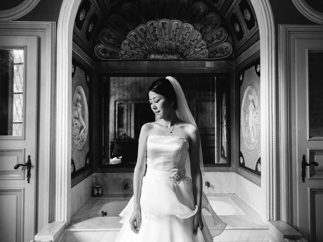 Il matrimonio di Andrea e Yu Ting a Ripalta Cremasca, Cremona 39