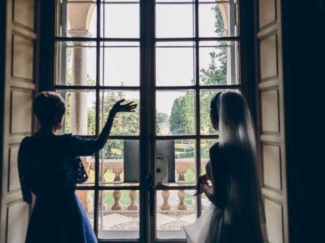 Il matrimonio di Andrea e Yu Ting a Ripalta Cremasca, Cremona 41