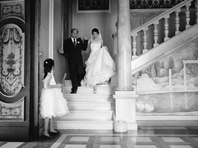 Il matrimonio di Andrea e Yu Ting a Ripalta Cremasca, Cremona 42