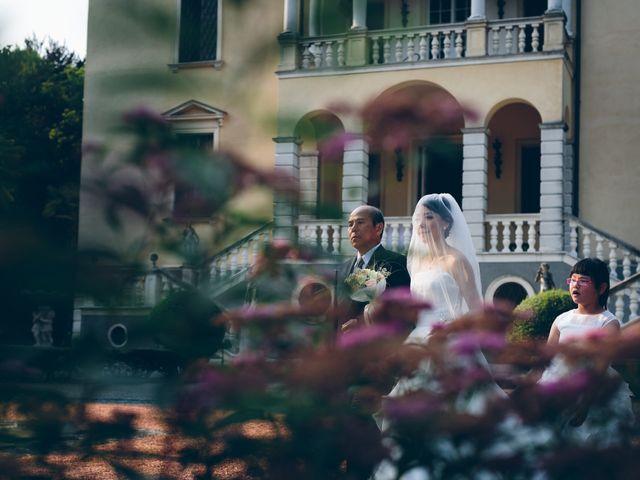 Il matrimonio di Andrea e Yu Ting a Ripalta Cremasca, Cremona 43