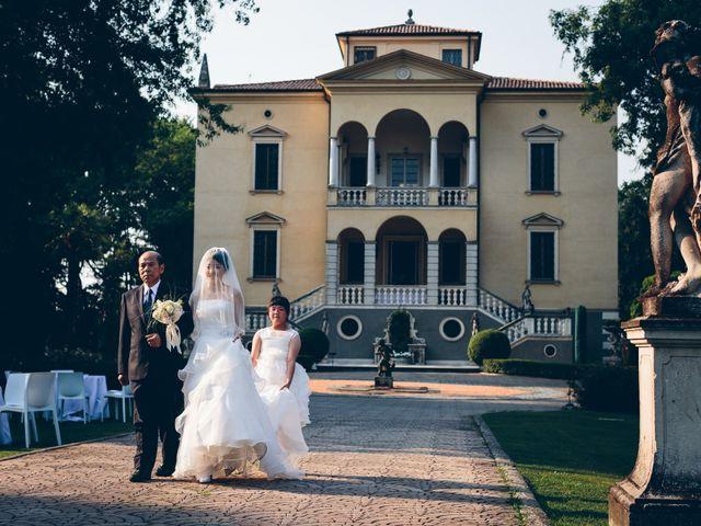 Il matrimonio di Andrea e Yu Ting a Ripalta Cremasca, Cremona 44