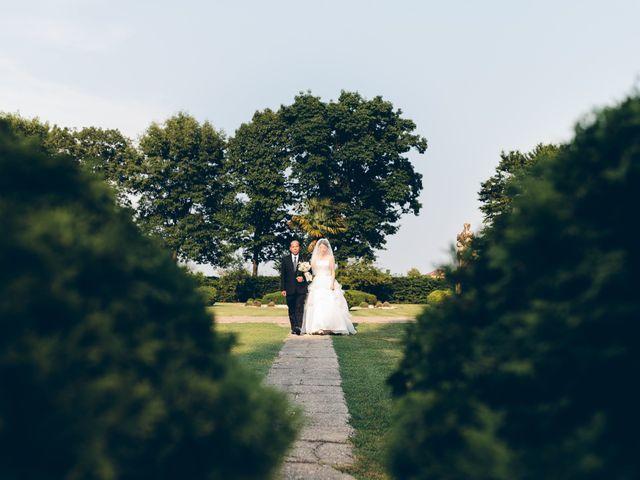Il matrimonio di Andrea e Yu Ting a Ripalta Cremasca, Cremona 46