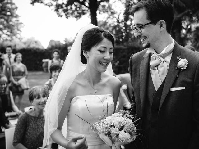 Il matrimonio di Andrea e Yu Ting a Ripalta Cremasca, Cremona 48