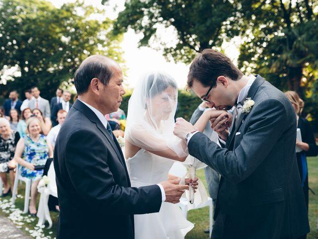 Il matrimonio di Andrea e Yu Ting a Ripalta Cremasca, Cremona 50