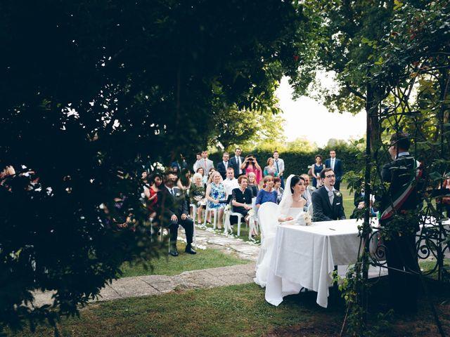 Il matrimonio di Andrea e Yu Ting a Ripalta Cremasca, Cremona 51