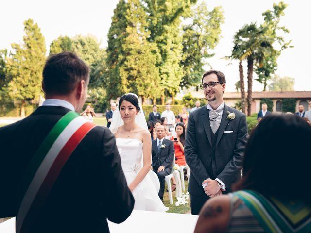 Il matrimonio di Andrea e Yu Ting a Ripalta Cremasca, Cremona 52