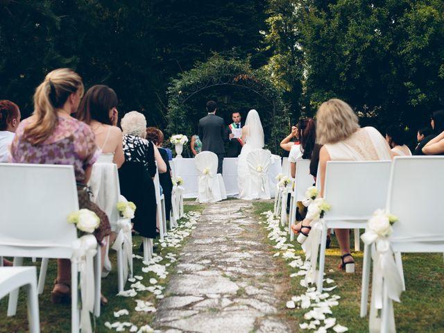 Il matrimonio di Andrea e Yu Ting a Ripalta Cremasca, Cremona 53