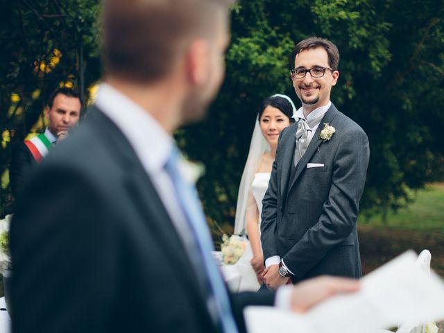 Il matrimonio di Andrea e Yu Ting a Ripalta Cremasca, Cremona 54