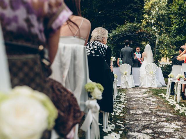 Il matrimonio di Andrea e Yu Ting a Ripalta Cremasca, Cremona 55