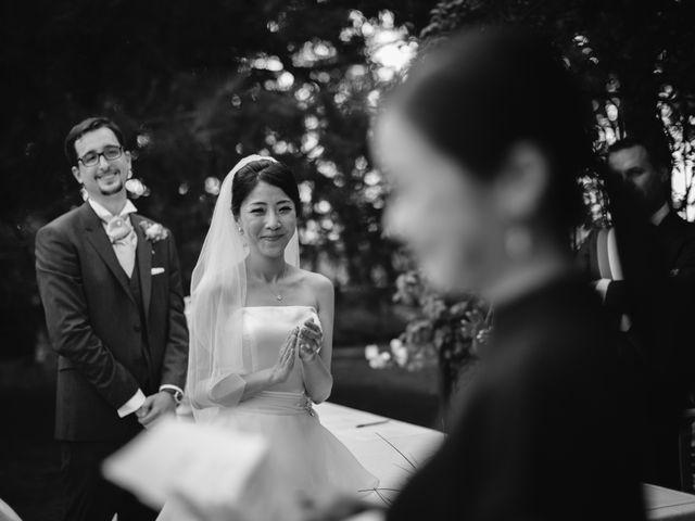 Il matrimonio di Andrea e Yu Ting a Ripalta Cremasca, Cremona 57
