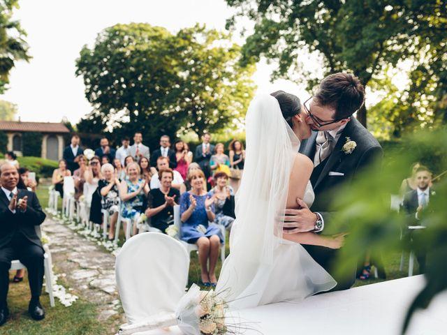 Il matrimonio di Andrea e Yu Ting a Ripalta Cremasca, Cremona 58