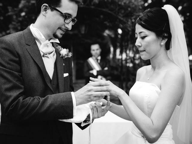 Il matrimonio di Andrea e Yu Ting a Ripalta Cremasca, Cremona 61