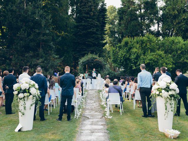 Il matrimonio di Andrea e Yu Ting a Ripalta Cremasca, Cremona 63