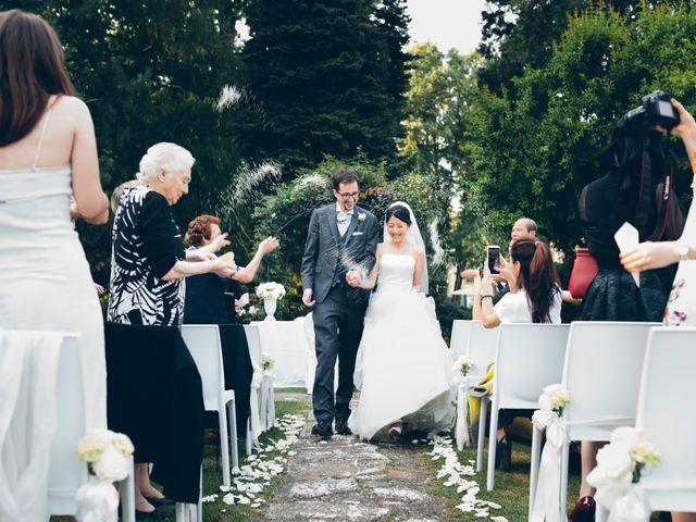Il matrimonio di Andrea e Yu Ting a Ripalta Cremasca, Cremona 65