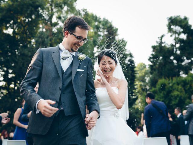 Il matrimonio di Andrea e Yu Ting a Ripalta Cremasca, Cremona 66