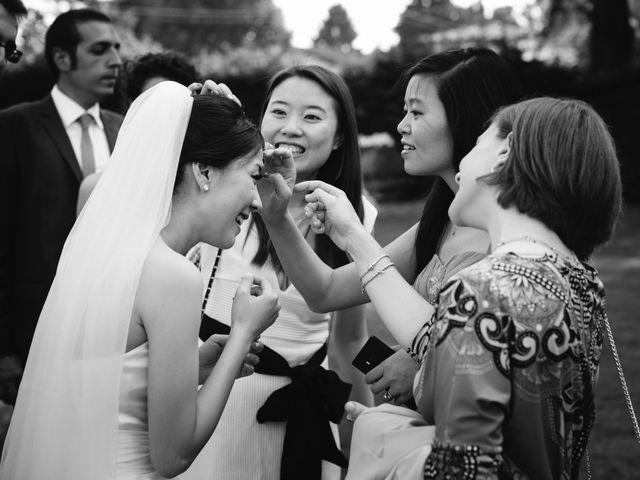 Il matrimonio di Andrea e Yu Ting a Ripalta Cremasca, Cremona 68