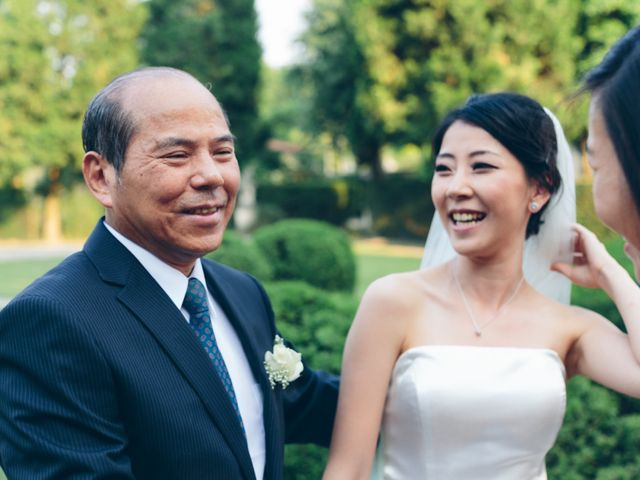 Il matrimonio di Andrea e Yu Ting a Ripalta Cremasca, Cremona 71