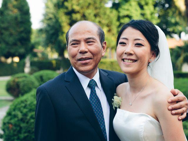 Il matrimonio di Andrea e Yu Ting a Ripalta Cremasca, Cremona 72