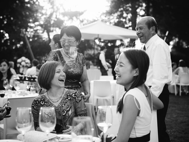 Il matrimonio di Andrea e Yu Ting a Ripalta Cremasca, Cremona 75