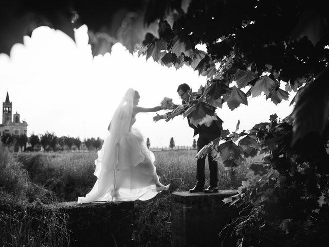 Il matrimonio di Andrea e Yu Ting a Ripalta Cremasca, Cremona 79
