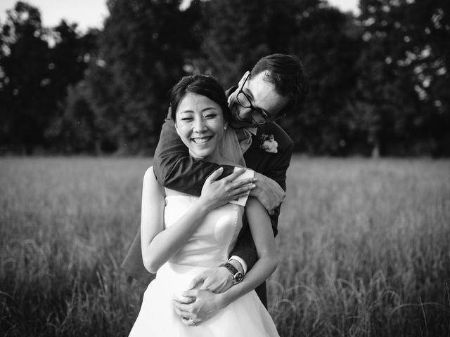Il matrimonio di Andrea e Yu Ting a Ripalta Cremasca, Cremona 83