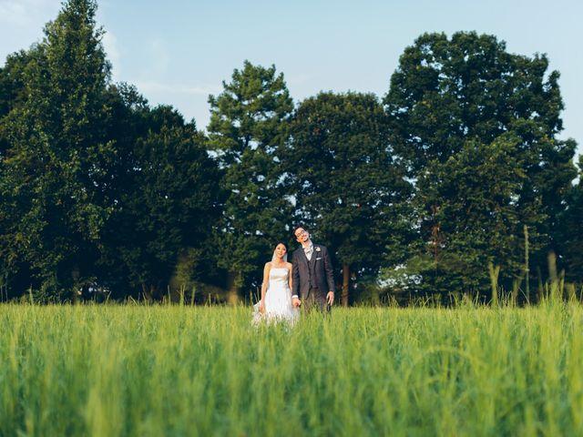 Il matrimonio di Andrea e Yu Ting a Ripalta Cremasca, Cremona 85