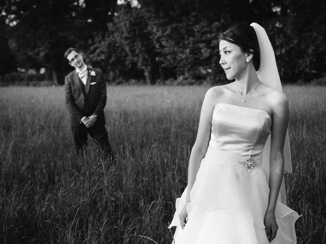 Il matrimonio di Andrea e Yu Ting a Ripalta Cremasca, Cremona 87
