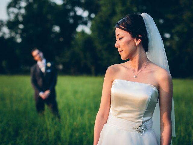 Il matrimonio di Andrea e Yu Ting a Ripalta Cremasca, Cremona 88