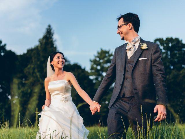 Il matrimonio di Andrea e Yu Ting a Ripalta Cremasca, Cremona 89