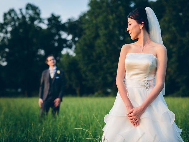 Il matrimonio di Andrea e Yu Ting a Ripalta Cremasca, Cremona 90