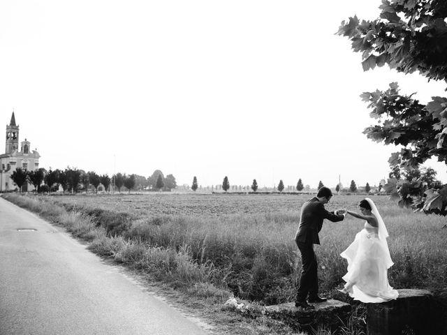 Il matrimonio di Andrea e Yu Ting a Ripalta Cremasca, Cremona 91