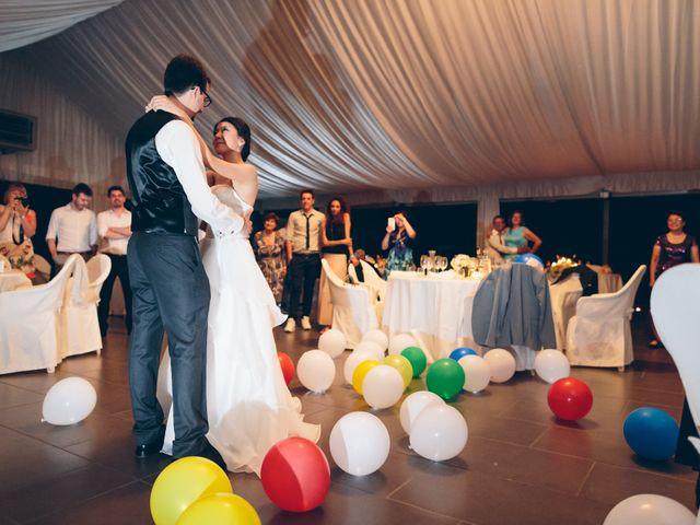 Il matrimonio di Andrea e Yu Ting a Ripalta Cremasca, Cremona 100
